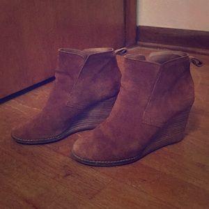 Women's Lucky Brand Wedge Heels 6.5